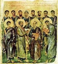 12 მოციქული