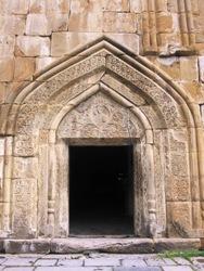 ანანურის ტაძრის შესასვლელი