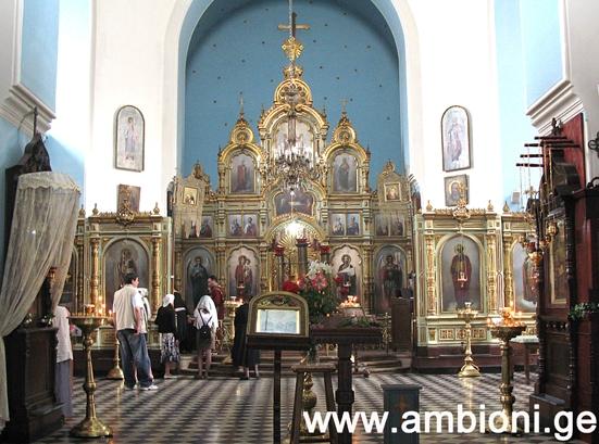 რუსული ეკლესია