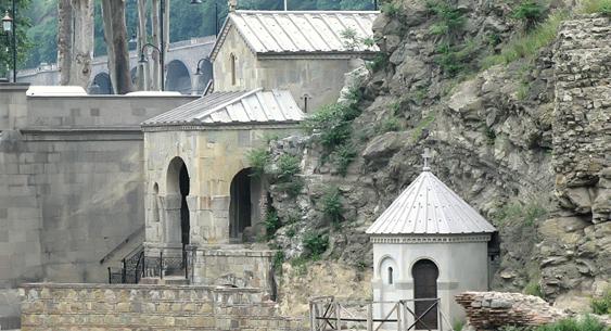 წმიდა აბო თბილელის სახელობის ტაძარი