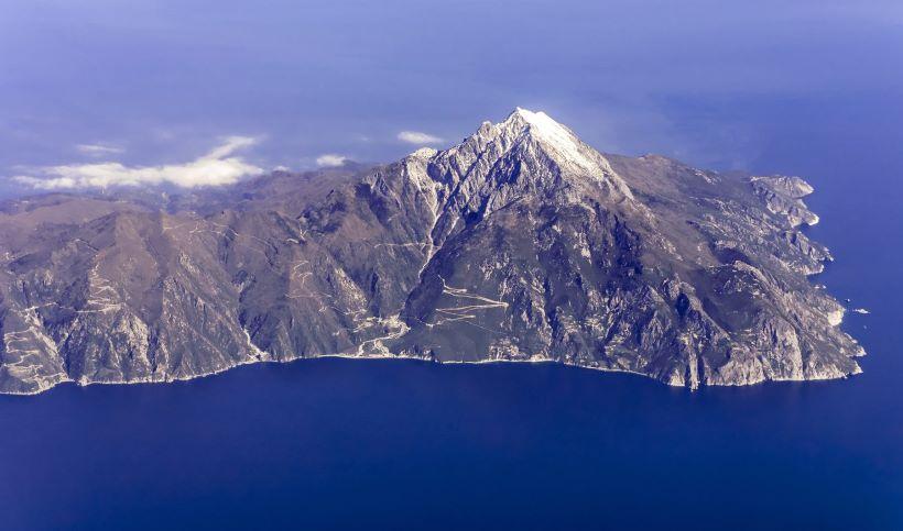 ათონის მთის ფოტოგამოფენა
