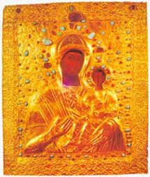 ახალი შუამთის ხახულის ღვთისმშობლის ხატი