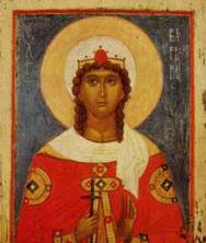 წმინდა ბარბარე