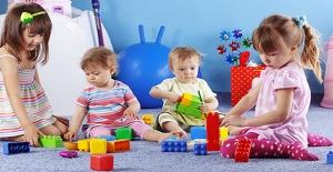 ბავშვები და სათამაშოები