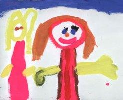 ბავშვის ნახატი