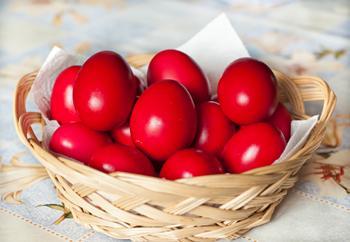 წითელი კვერცხი