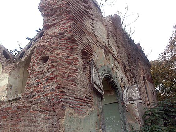 წმიდა გიორგის სახელობის ეკლესია (ახოსპირელის ქუჩაზე)
