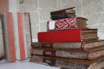 ძველნაბეჭდი წიგნები