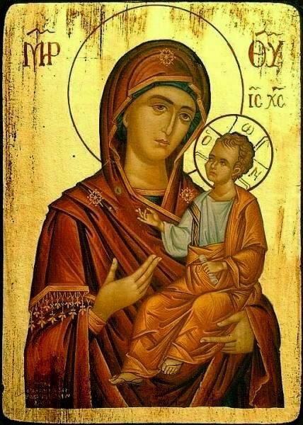 ღვთისმშობლის ხატი გრიგორიატსკის მონასტერში