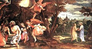 იესოს ნათლისღება და გამოცდა