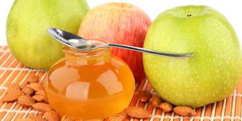 ვაშლი, თაფლი