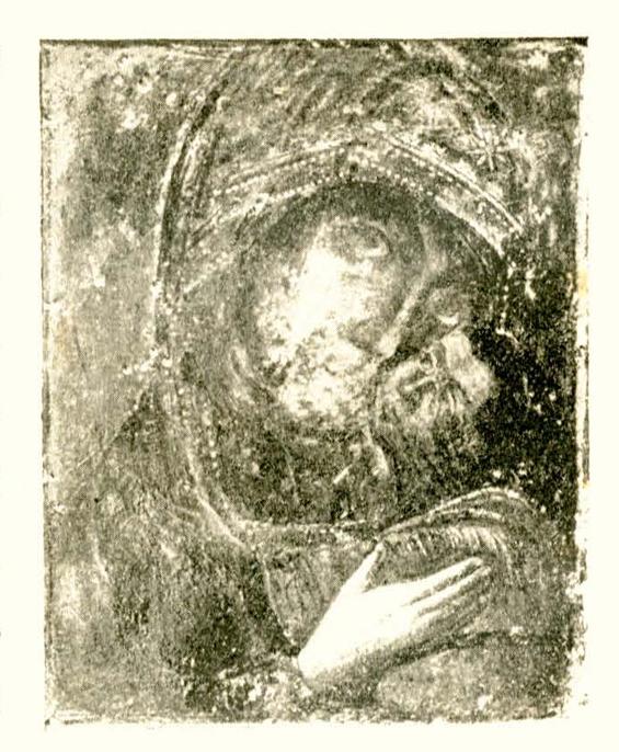 კორსუნისა - უსმანში - ღვთისმშობლის ხატი