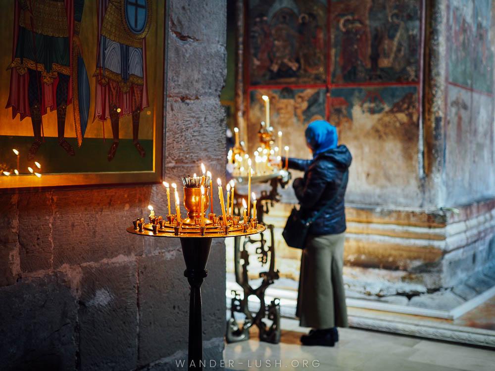 ოთხი სიტყვა ლოცვის შესახებ