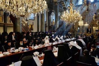 მსოფლიო საეკლესიო კრების მოსამზადებელი შეხვედრა