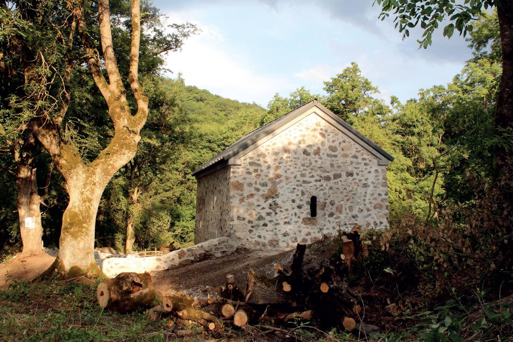 ნასოფლარ ორხევის დარბაზული ეკლესია