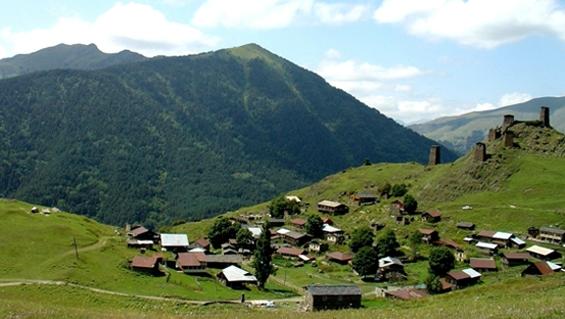 სოფელი ომალო