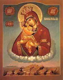 პოჩაევის ღვთისმშობლის ხატი