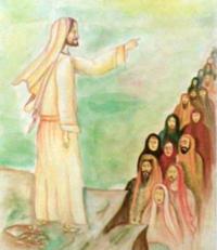 ქადაგება მთაზე