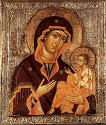 ღვთისმშობლის ქართული ხატი