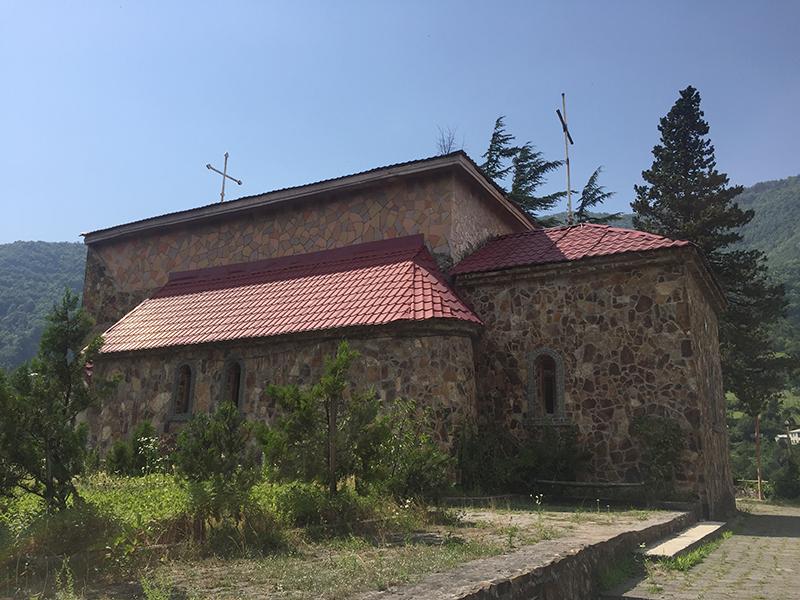 ყოველთა წმიდათა სახელობის ეკლესია ზემო ფონიჭალაში