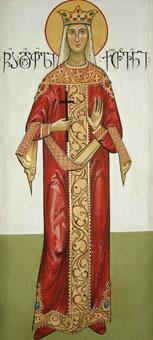 წმ. ქეთევან დედოფალი
