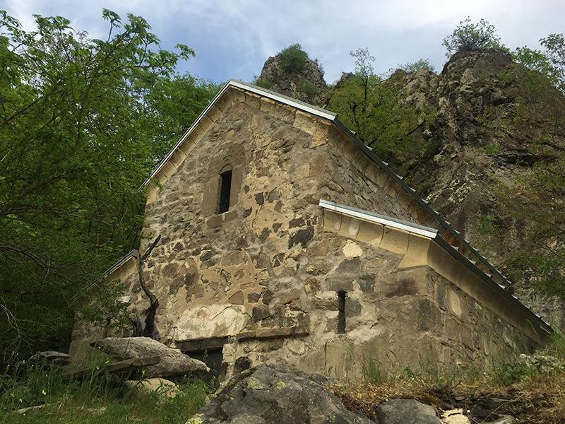ქვაბისხევის ღვთისმშობლის სახელობის ეკლესია- ბორჯომის მუნიციპალიტეტი