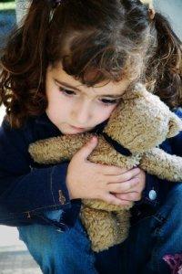 სოციალურად დაუცველი ბავშვი