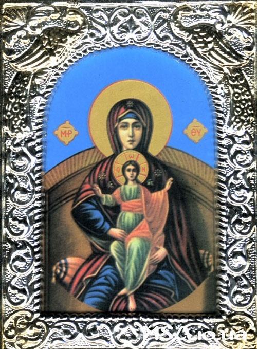 ღვთისმშბლის ხატი - საიდანაის - სირიაში