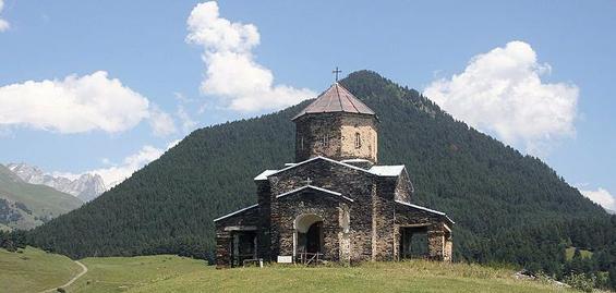 შენაქოს სამების ეკლესია