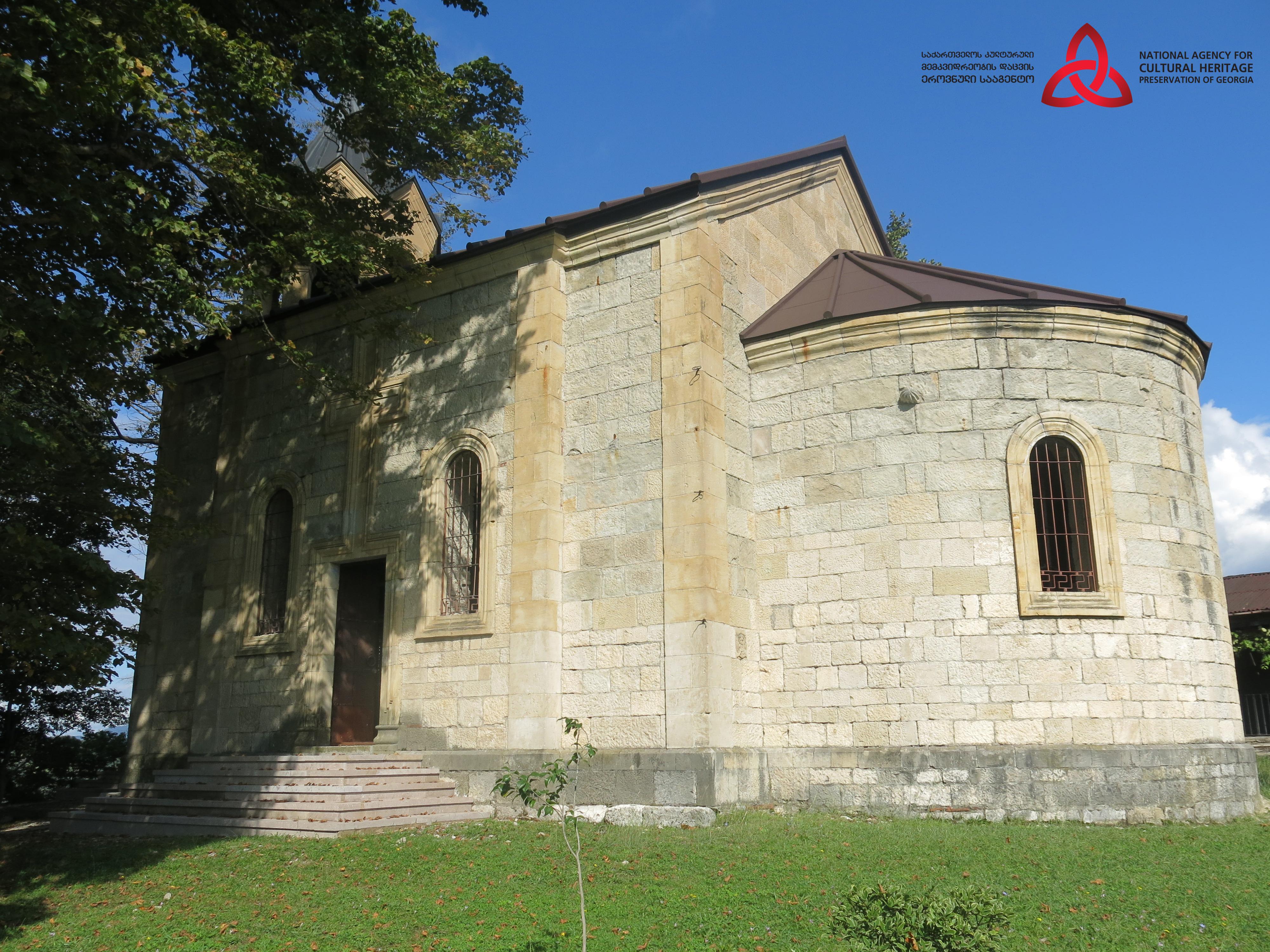მათხოჯის წმ. ნინოს სახელობის ეკლესია