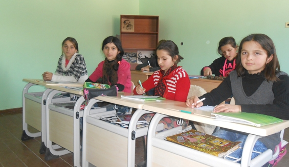 სოფელ რუსთავის სკოლა