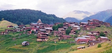 სოფელი შენაქო