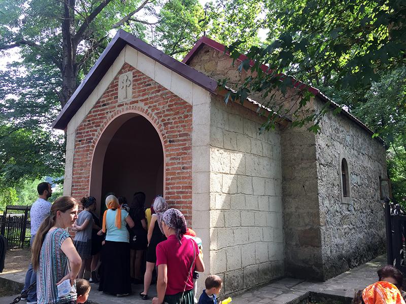 სურამის წმინდა მარინეს ეკლესია