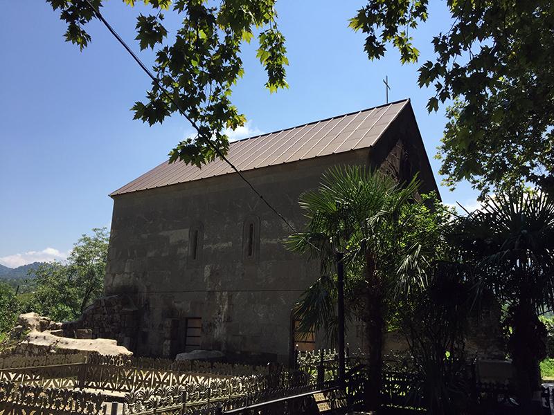 ვანის  მიქაელისა და გაბრიელის მთავარანგელოზების ეკლესია
