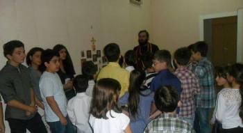 წმინდა ბარბარეს სახელობის მართლმადიდებლური სკოლა