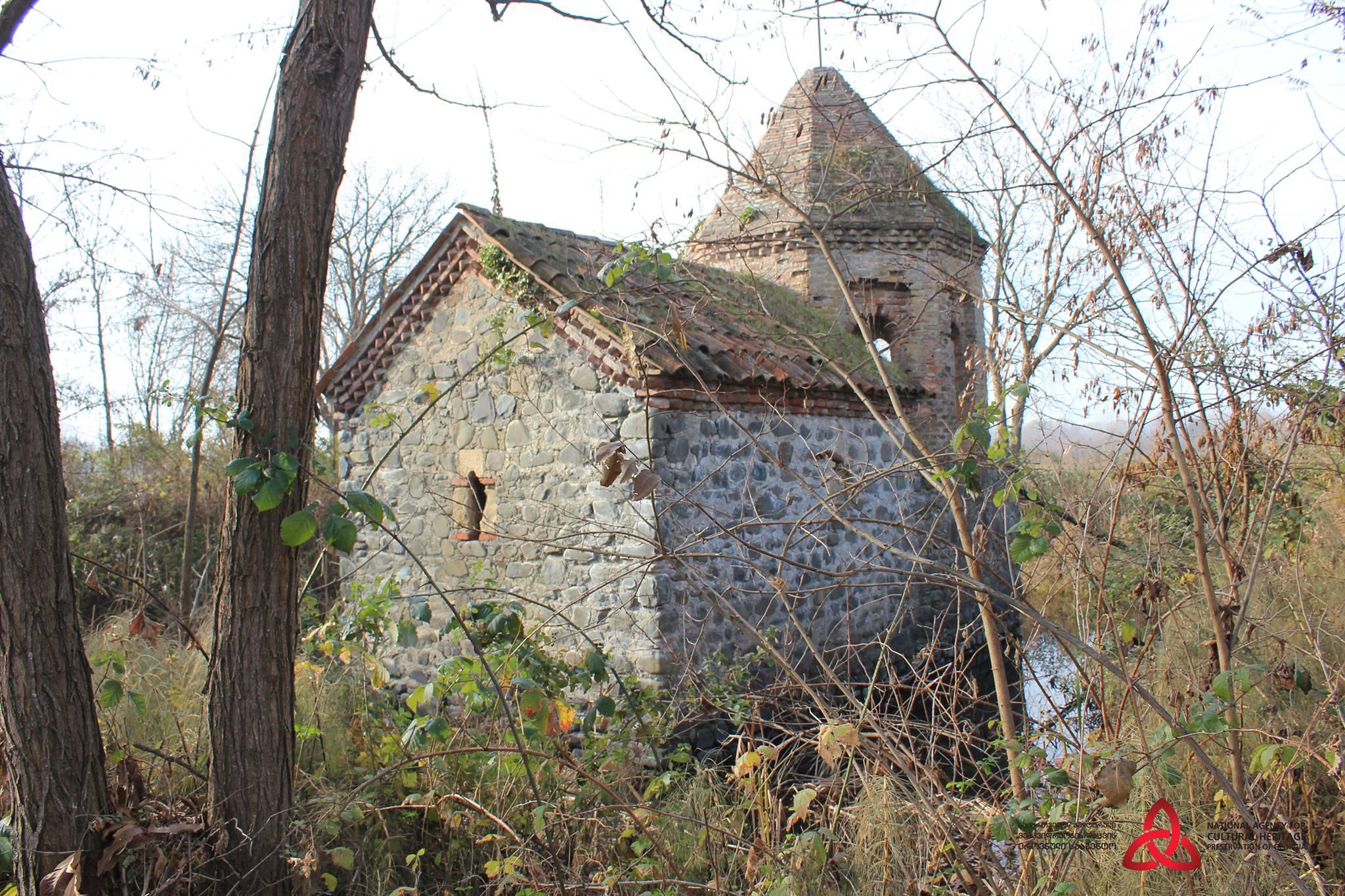 ყარაჯაანთ ეკლესია - ყვარლის მუნიციპალიტეტი