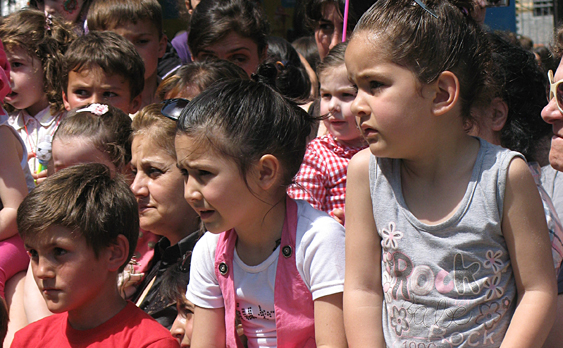 1-ლი ივნისი - ბავშვთა დაცვის საერთაშორისო დღე